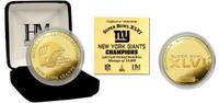 Super BowlxLVI Champions Gold Coin