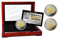 Super BowlxLVII Champions 2-Tone Coin