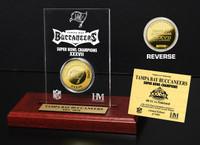 Tampa Bay Buccaneers SB Champs Etched Acrylic