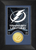 Tampa Bay Lightning Bronze Coin Mini Mint