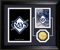Tampa Bay Rays Fan Memories Photo Mint