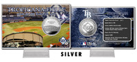 Tropicana Field Silver Coin Card