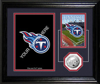 Tennessee Titans Framed Memories Desktop Photo Mint