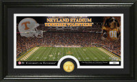 University of Tennessee Stadium Bronze Coin Panoramic Photo Mint