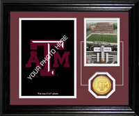 Texas A&M University Fan Memories Desktop Photo Mint