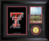 Texas Tech University Fan Memories Desktop Photomint