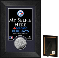 Toronto Blue Jays Selfie Minted Coin Mini Mint