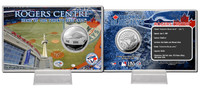 Rogers Center Silver Coin Card