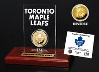 Toronto Maple Leafs  Etched Acrylic Desktop