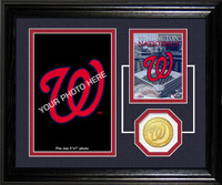 Washington Nationals Fan Memories Photo Mint
