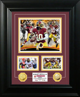 Robert Griffin III Marquee Gold Coin Photo Mint