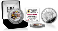 Robert Griffin III Silver Color Coin