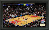 Washington Wizards Signature Court