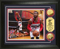 John Wall Gold Coin Photo Mint