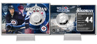 Zach Bogosian Silver Coin Card