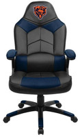 Chicago Bears Head Coach Leather Office Chair