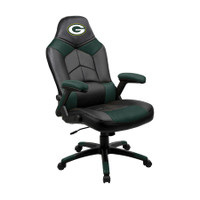 Green Bay Packers Leather Office Chair