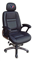 Houston Texans Head Coach Leather Office Chair