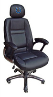 Indianapolis Colts Head Coach Leather Office Chair