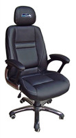 Seattle Seahawks Head Coach Leather Office Chair