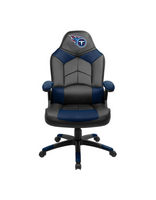 Tennessee Titans Leather Office Chair