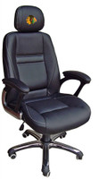 *Chicago Blackhawks Head Coach Leather Office Chair
