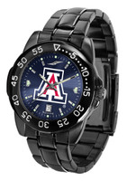 Arizona Wildcats Fantom Gunmetal Sport AnoChrome Watch (Men's or Women's)