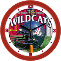 Arizona Wildcats 12 Inch Round Wall Clock