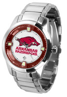 Arkansas Razorbacks Titan Stainless Steel Watch
