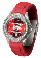 Arkansas Razorbacks Sparkle AnoChrome Sport  Watch