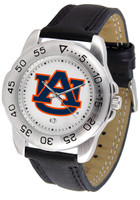 *Auburn Tigers Sport Leather Watch (Men's or Women's)
