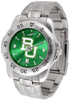 Baylor Bears Sport Stainless Steel AnoChrome Watch (Men's or Women's)