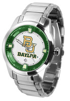 Baylor Bears Titan Stainless Steel Watch
