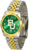 Baylor Bears Executive  2-Tone 23k Gold AnoChrome Stainless Steel Watch (Men's or Women's)