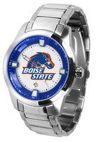 Boise State Broncos Titan Stainless Steel Watch