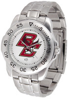 Boston College Eagles Sport Stainless Steel Watch (Men's or Women's)