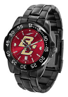 Boston College Eagles Fantom Gunmetal Sport AnoChrome Watch (Men's or Women's)