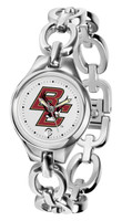 Boston College Eagles Ladies Silver Eclipse AnoChrome Watch