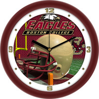 Boston College Eagles 12 Inch Round Wall Clock