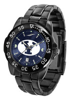 BRIGHAM YOUNG COUGARS Fantom Gunmetal Sport AnoChrome Watch (Men's or Women's)