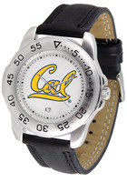 California Berkeley Golden Bears Sport Leather Watch (Men's or Women's)