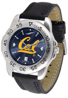 California Berkeley Golden Bears Sport Leather AnoChrome Watch (Men's or Women's)
