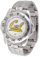 California Berkeley Golden Bears Sport Stainless Steel Watch (Men's or Women's)