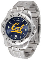 California Berkeley Golden Bears Sport Stainless Steel AnoChrome Watch (Men's or Women's)