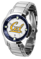 California Berkeley Golden Bears Titan Stainless Steel Watch