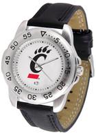 Cincinnati Bearcats Sport Leather Watch (Men's or Women's)