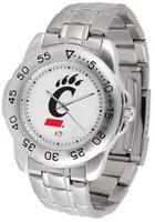 Cincinnati Bearcats Sport Stainless Steel Watch (Men's or Women's)