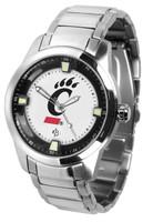 Cincinnati Bearcats Titan Stainless Steel Watch