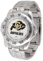 Colorado Buffaloes Sport Stainless Steel Watch (Men's or Women's)