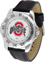**Ohio State Buckeyes 2014 National Champions Sport Leather Watch (Men's or Women's)